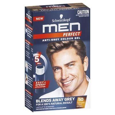 رنگ موی فوری مردانه من پرفکت men perfect
